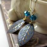 Moments earrings - vintage ..